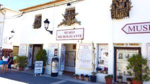 Museo Microgigante, uno de los ocho museos de Guadalest