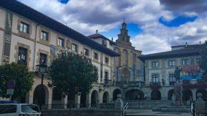 Plaza de los Fueros de Guernica