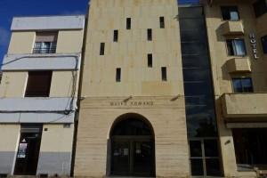 Museo Romano de Astorga, ubicado sobre la Ergástula