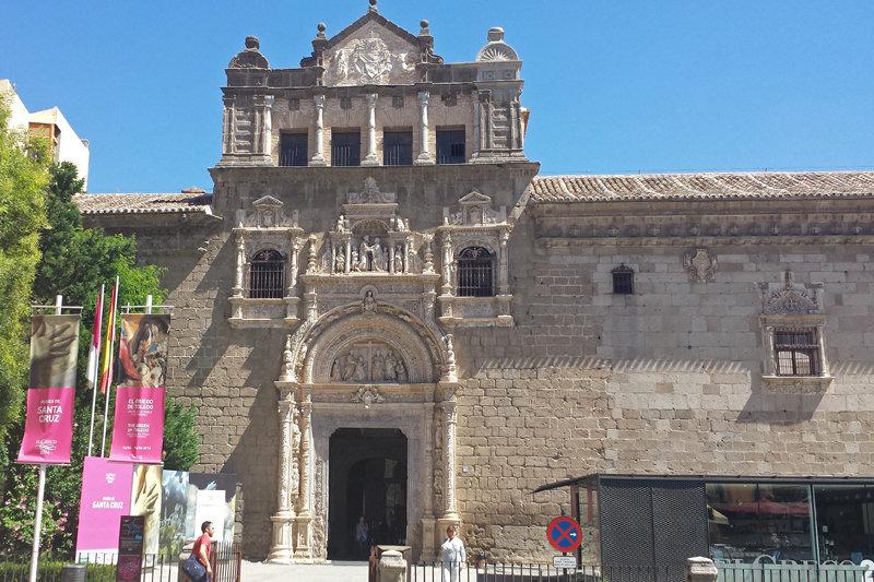 Museo de Santa Cruz en Toledo, museos de Toledo