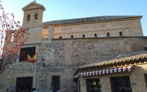 Sinagoga del Tránsito, actual Museo Sefardí