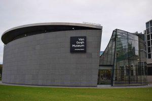 Museo Van Gogh, uno de los museos más visitados de Ámsterdam