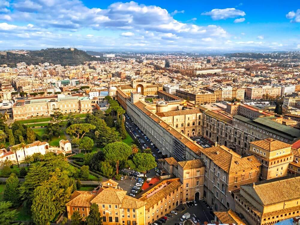 Museos Vaticanos, uno de los museos más visitados de Roma