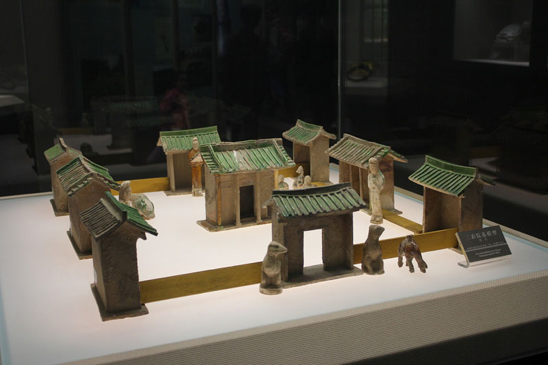Museos de Xian