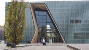 Museo de la Historia de los Judíos en Varsovia
