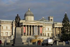 National Gallery en Trafalgar Square