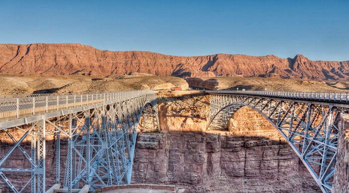 Ruta por los Parques Naturales de Arizona, en el oeste de Estados Unidos