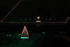 Hakodate Christmas Fantasy en la Fortaleza Goryokaku