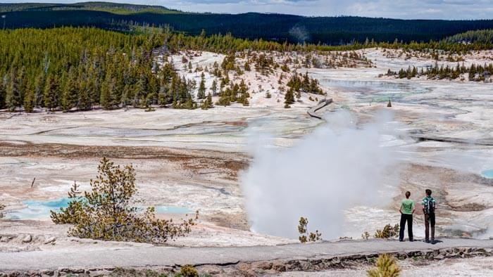 Yellowstone, guía turística para visitar el primer Parque Nacional de Estados Unidos