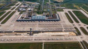 Nuevo Aeropuerto de Berlín-Brandeburgo Willy Brandt