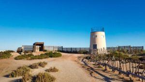 Observatorio de aves junto a la Torre de Coto