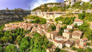 Qué ver en Orbaneja del Castillo, uno de los pueblos más bonitos de Burgos
