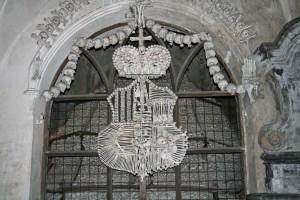 Osario de Sedlec en Kutná Hora