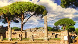 Ostia Antica, puerto marítimo de la Antigua Roma