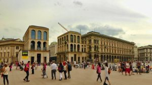Palazzo dell'Arengario, sede del Museo del Novecento
