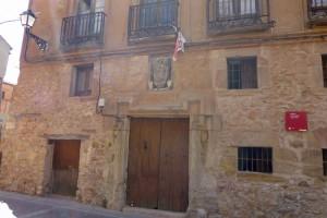 Palacio de los Arias en Molina de Aragón