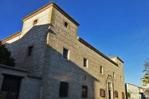 Palacio de los Cárdenas, el principal edificio civil de Ocaña