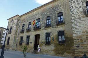 Palacio de Cerón o de los Sánchez de Valenzuela en Baeza