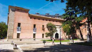 Palacio de los Conde de Benavente en Valladolid