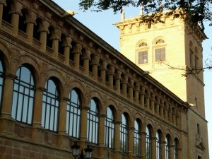 Palacio de los Condes de Gómara en Soria