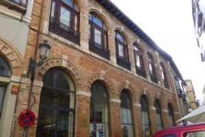 Palacio del Condestable Iranzo, edificios civiles de Jaén