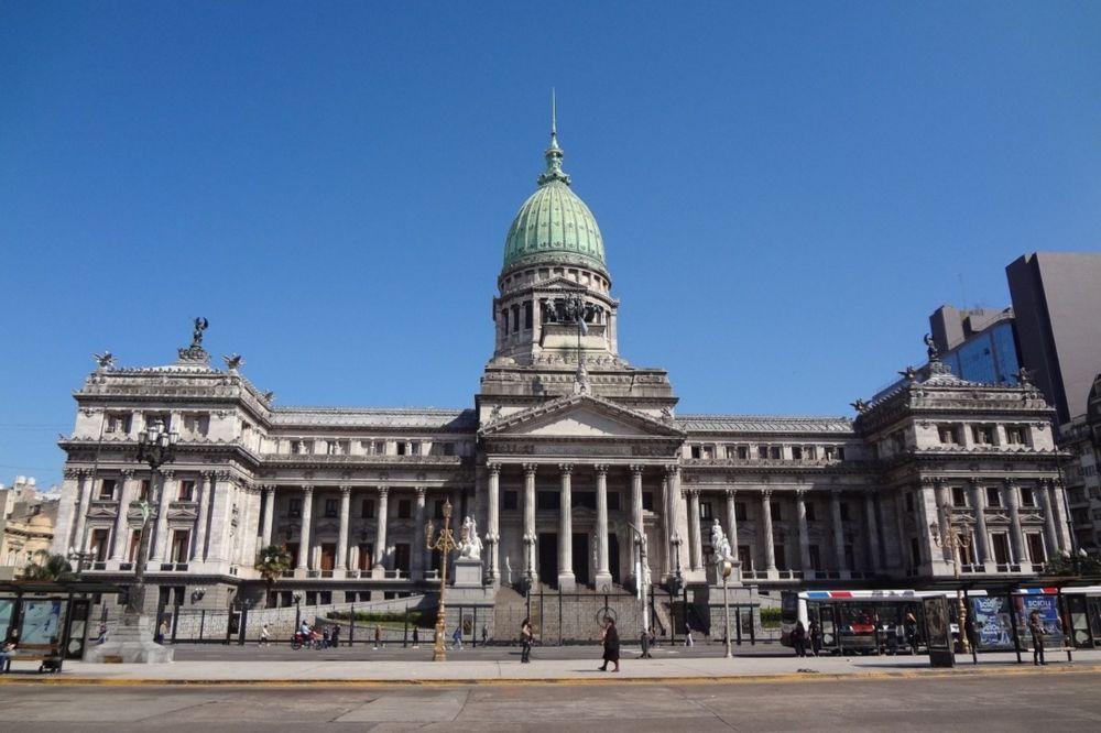 Palacio del Congreso de Buenos Aires
