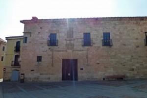 Palacio del Cordón, sede principal del Museo de Zamora, edificios civiles de Zamora