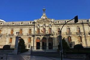 Palacio de la Diputación Provincial de Jaén