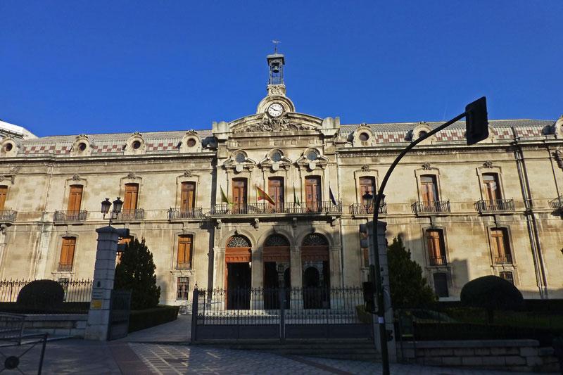 Edificios civiles de Jaén
