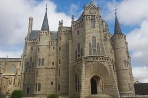 Palacio Episcopal de Astorga o Palacio de Gaudí
