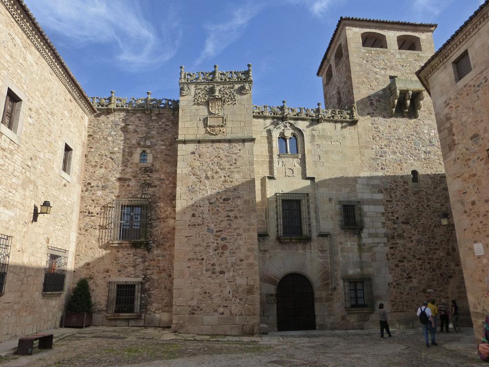 Palacios de Cáceres