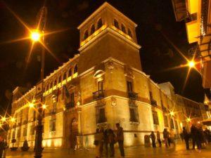 Palacio de los Guzmanes, uno de los más destacados edificios civiles de León