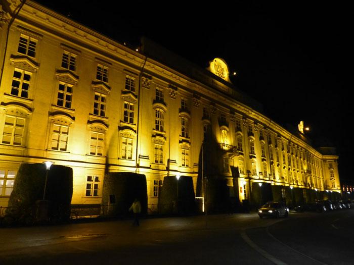 Edificios civiles de Innsbruck
