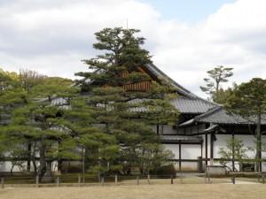 Edificio del conjunto palaciego