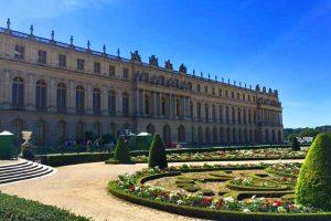 Palacio de Versalles, uno de los conjuntos arquitectónicos reales más importantes de Europa