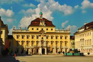Palacio de Ludwigsburg, uno de los mejores ejemplos del barroco alemán