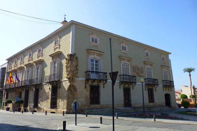 Palacio-Marques-Arneva-Ayuntamiento-Orihuela 64004245d131