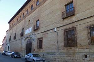 Palacio de los Marqueses de Alcañices en Toro