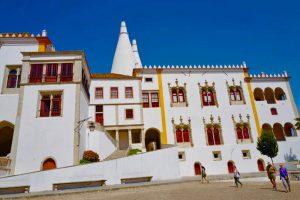 Palacio Nacional de Sintra, una visita imprescindible