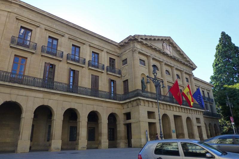 Edificios civiles de Pamplona
