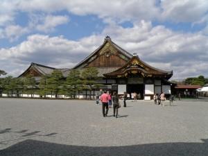 Castillo de Nijo, construido por el shogun Ieyasu Tokugawa, historia de Kioto