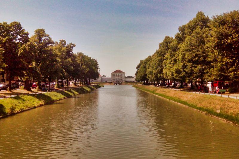 Palacio de Nymphenburg, uno de los palacios de Múnich
