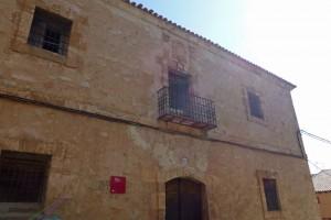 Palacio del Obispo en Molina de Aragón