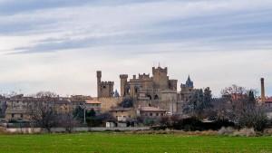 Palacio Real de Olite, el monumento más famoso de la ciudad