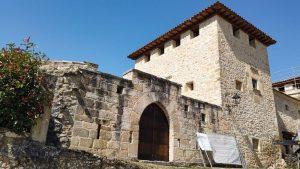 Casa Palacio de Brizuela o Palacio de los Porras