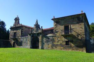 Palacio de Cuesta Mercadillo o Palacio de La Rañada en Liérganes