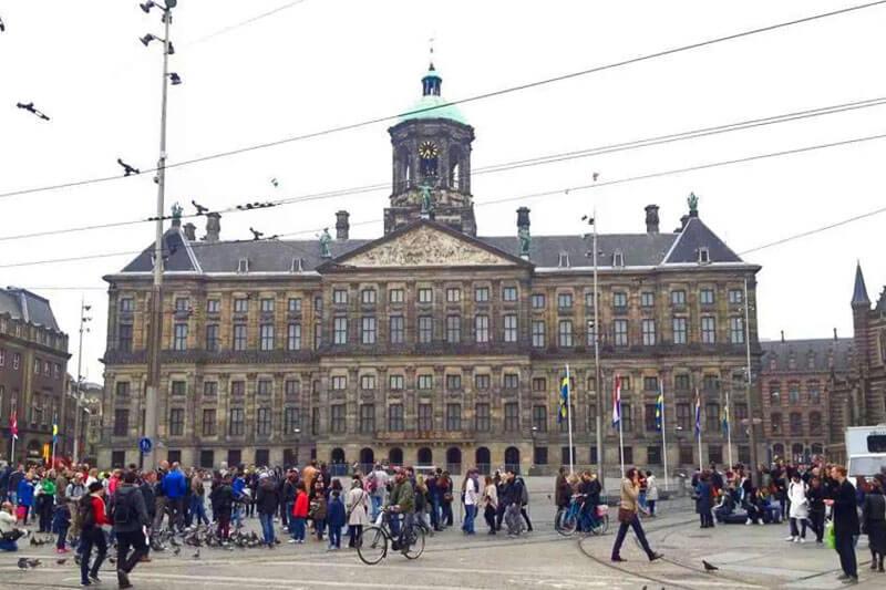 Historia de Ámsterdam