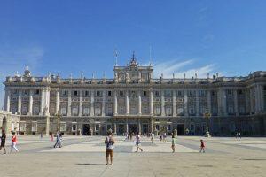 Palacio Real de Madrid, residencia oficial del rey de España