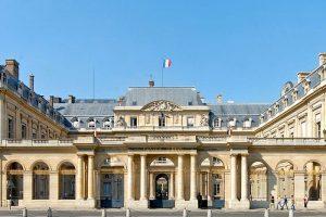 Palacio Real, una de las mejores muestras de la arquitectura civil de París