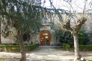 Fachada del Palacio de Salinas en Torrelaguna